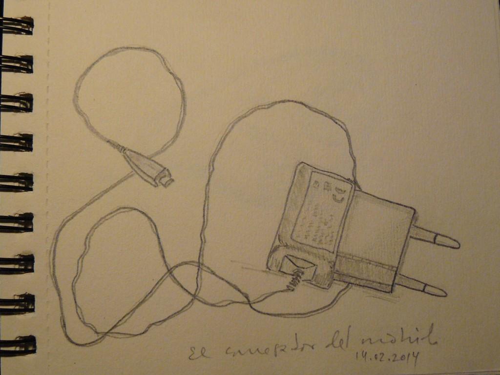 Cable de càrrega de mòbil