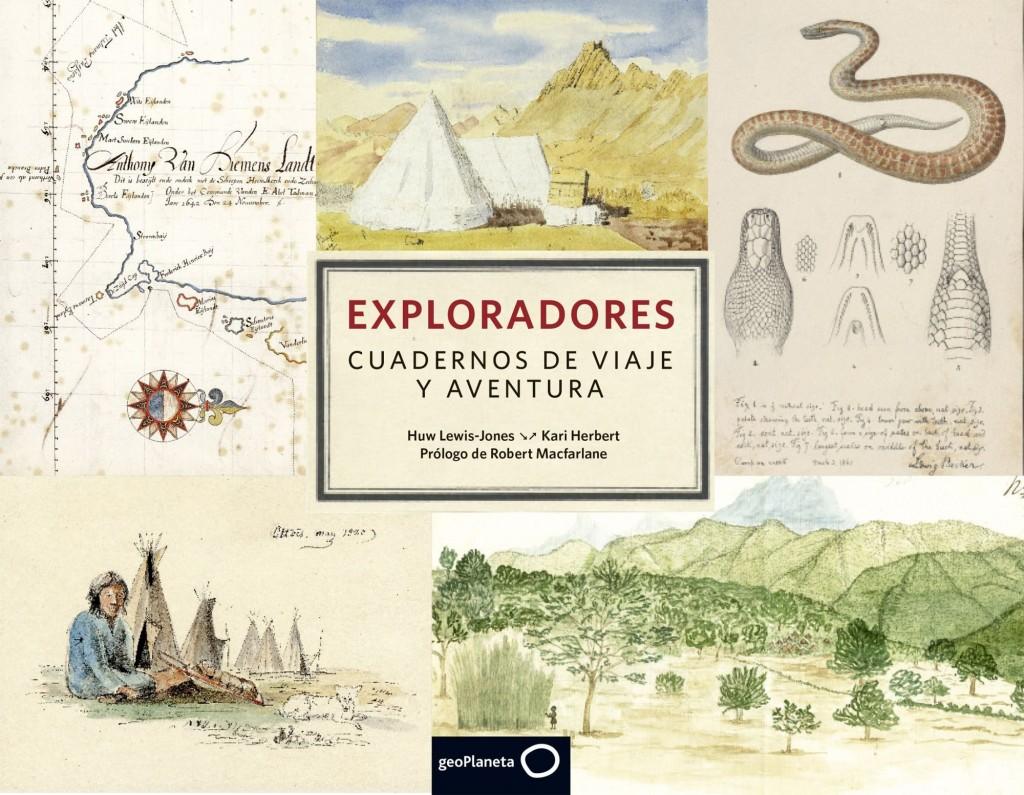 exploradores portada