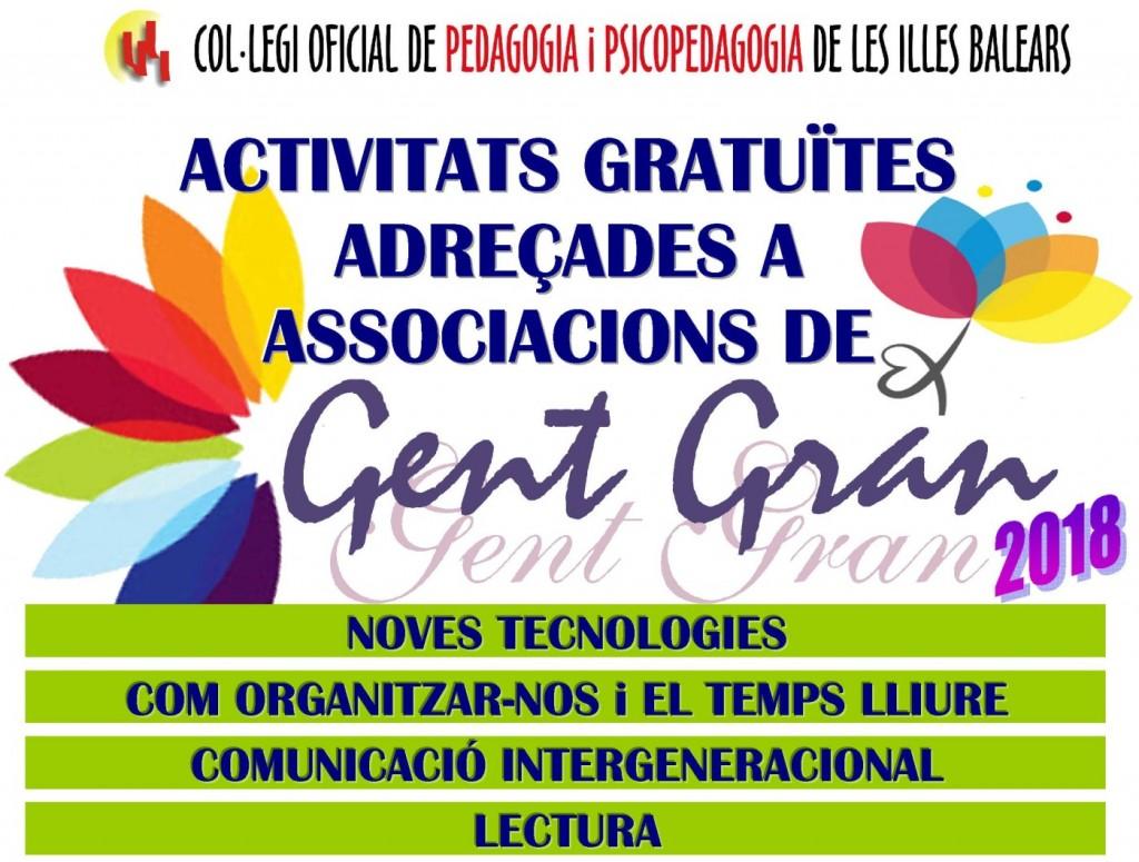 PortadatotalMALLORCA_Programa_activitats_GENTGRAN_2018