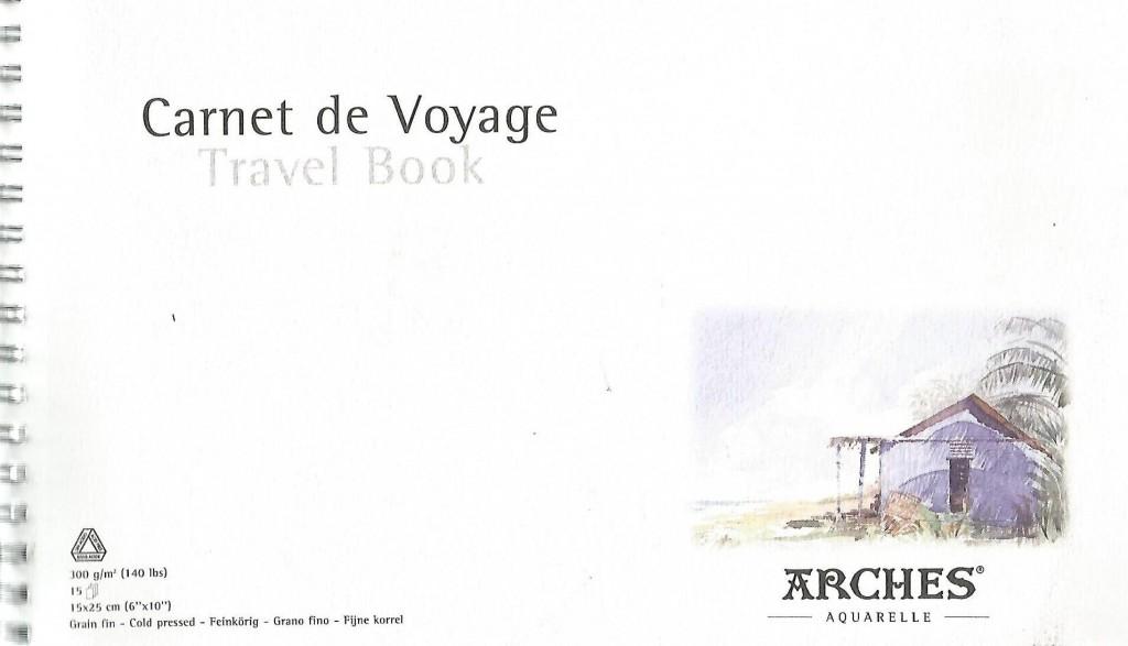 quadern voyage arches